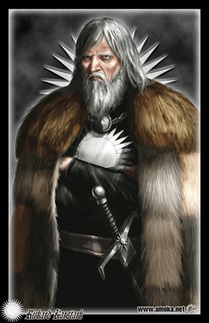 Rickard Karstark - A Wiki of Ice and Fire Game Of Thrones Dragons Season 5
