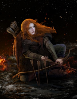Ygritte by steamey.jpg